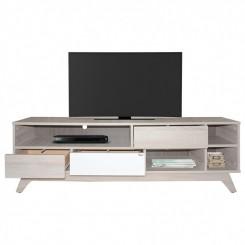Table lcd Sotufab TV079CB/BC - chêne brut