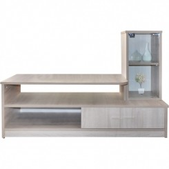 Table lcd Sotufab TV033CB - chêne brut