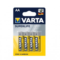 Piles Superlife Varta LR03 BP4