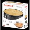 Crêpière Techwood TCP-126 - 1200W