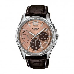 Montre Homme CASIO MTP-E305L-5AVDF - Marron