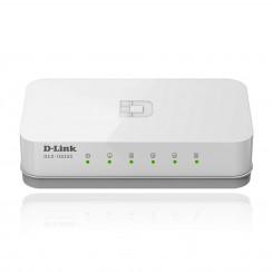 Switch D-LINK DES-1005C/E 5 Ports 10/100 Mbps
