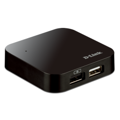 Hub 4-Port DLINK USB 2.0 DUB-H4