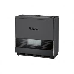 Radiatur à Gaz CRG 10 000 W - 10KW - Noir