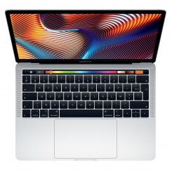 "MacBook Pro 2019 13.3"" Core i5 1.4GHz - 256GoSSD - Silver (MUHR2FN/A)"