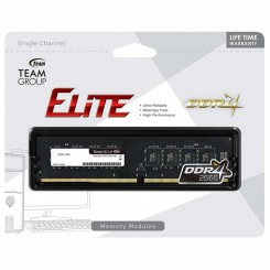 Barrette Mémoire TEAM GROUP ELITE 16GB DDR4 2666 MHZ Bureau