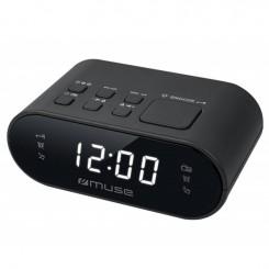 Radio-réveil MUSE M-10 CR - Noir