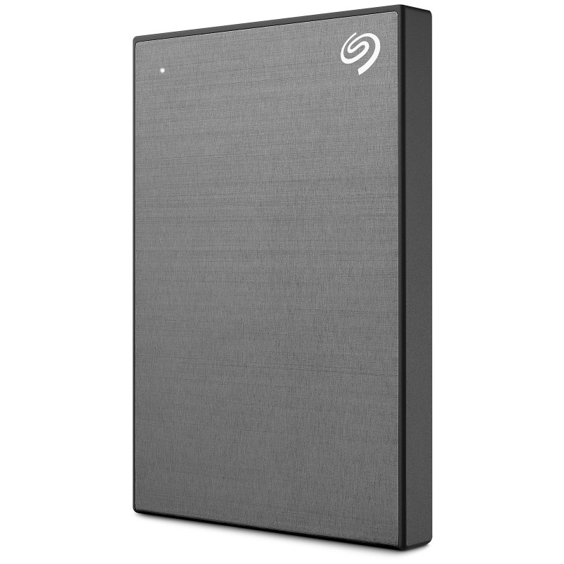 """Disque dur 1To Backup plus slim SEAGATE - USB 3.0 2.5"""" - Space Grey"""