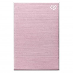 "Disque dur 2To Backup plus slim SEAGATE - USB 3.0 2.5"" - Rose Gold"