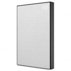 "Disque dur 2To Backup plus slim SEAGATE - USB 3.0 2.5"" - Silver"