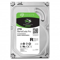 Disque dur Interne Seagat BarraCuda 2To SATA 3 - USB 3.0 3.5""