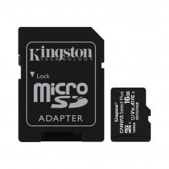 CARTE MEMOIRE SD-HC Kingston 16GB CLASS-10