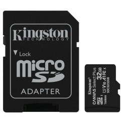 CARTE MEMOIRE SD-HC Kingston 32GB CLASS-10