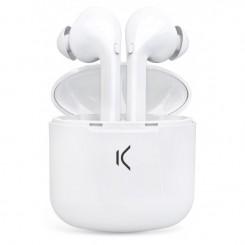 Écouteurs KSIX Sans Fil BXTW02 - Blanc