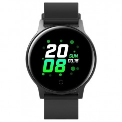 Montre connectée Ksix BXBZGPS01 Contact Fitness Band GPS - Noir
