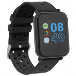 Montre connectée Ksix BXSBHR02 Contact Fitness Band HR 2 - Noir