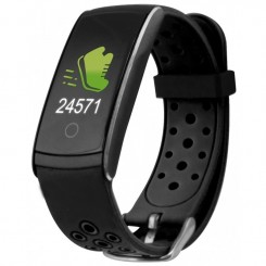 Montre connectée Ksix BXHR02N Contact Fitness Band HR 2 - Noir