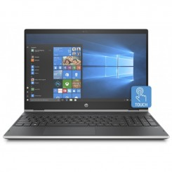 PC Portable HP Pavilion x360 15-dh0000nk - i5 8é Gèn - 4Go - 1To - Windows 10 Silver (7BJ73EA)