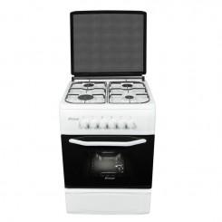 Cuisinière à gaz ORIENT OC-60-60 EB 60 cm / Blanc
