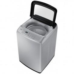Machine à laver chargement par le haut Samsung WA90H4400SS 9kg / 700Tr - Silver