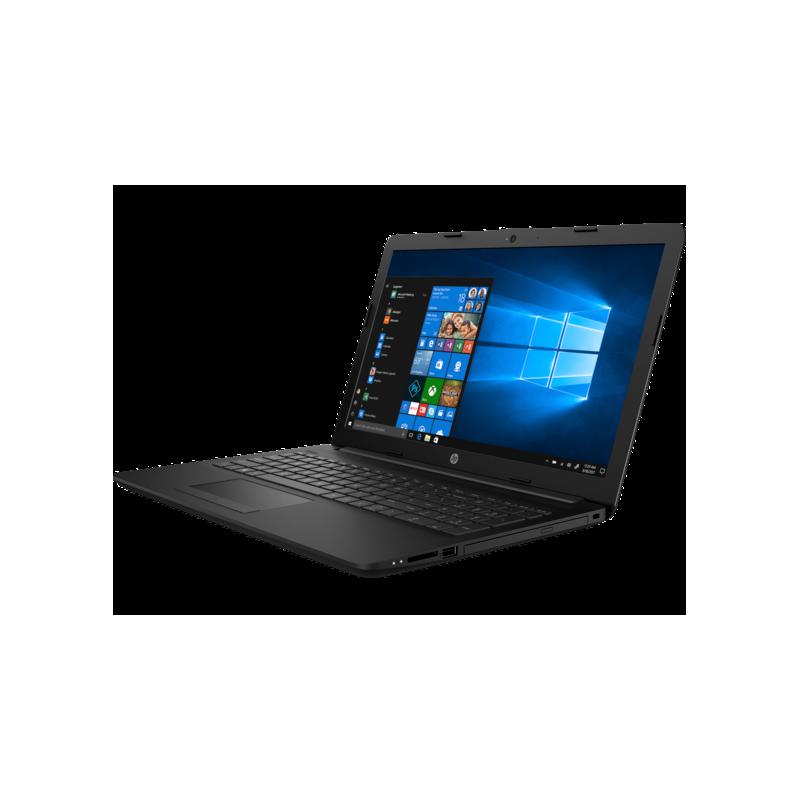 PC Portable HP 15-da1036nk - i5-8é Gèn - 4Go - 1To - Windows 10 - Noir (8UM53EA)