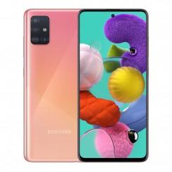"Smartphone Samsung Galaxy A51 - 128Go - 6.5"" - Double SIM -Noir"