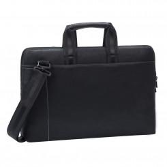 Sacoche pour ordinateurs portables 15.6 pouces RIVACASE- 8930 - Noir