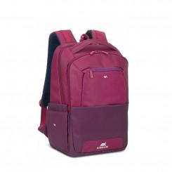Sac à dos pour pc portables 15.6 pouces RIVACASE 7767 - Violet