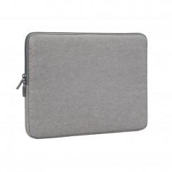 """Pochette d'ordinateur portable 13.3"""" RIVACASE 7703 - Gris"""