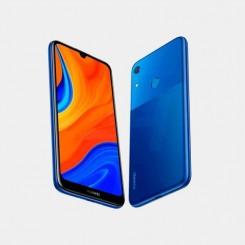 Smartphone Huawei Y6s 2019 - Bleu orchidée