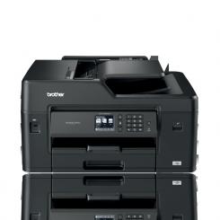 Imprimante Jet d'encre Multifonction 4en1 Brother MFC-J6530DW - Couleur - Wifi