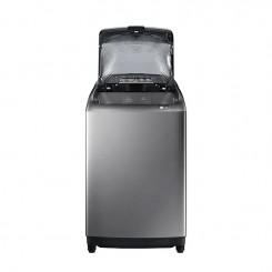 Machine à laver chargement par le haut Samsung WA16J6730SS 16kg / 700Tr - Silver