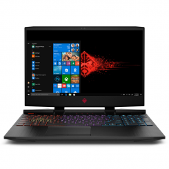 PC Portable HP OMEN 15-DC1059NF- i7-9é Gèn - 24Go - 512Go SSD - RTX 2060 6Go - Windows 10