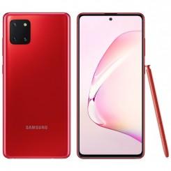 """Smartphone Samsung Galaxy Note 10 Lite - 6.7"""" - 4G - Rouge"""