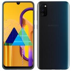 "Smartphone Samsung Galaxy M30S - 64 Go - 6.4"" - Double SIM - Noir"