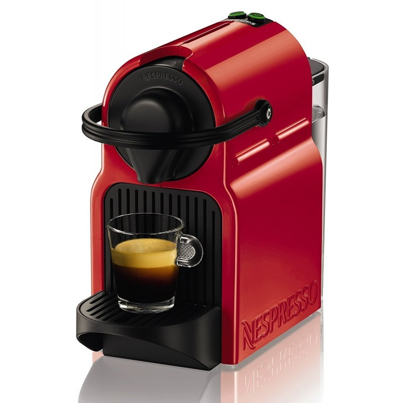 Machine à café Nespresso XN100510 Krups Inissia / Rouge