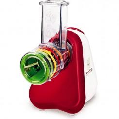 Hachoir Multifonctions Moulinex DJ755G32 Fresh Express 150W - Blanc&Rouge