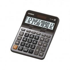 Calculatrice de bureau Casio 12 chiffres  (DX-120B-W-DC)
