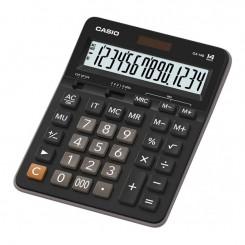 Calculatrice de bureau Casio 14 chiffres (GX-14-B-W-DC)