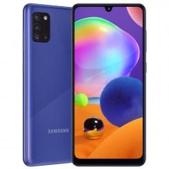 "Smartphone Samsung Galaxy A31 - 128 Go - 6.4"" - Double SIM - Bleu + SIM Voix 5dt Ooredoo"