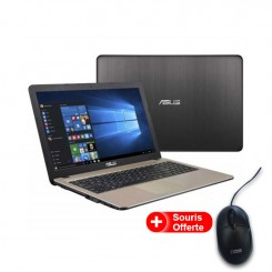 PC Portable ASUS X540UB - i3 7é gèn - 20Go - 1To - Nvidia 2Go