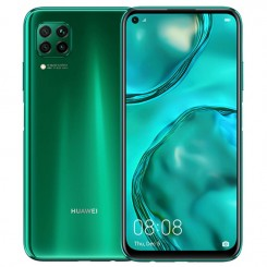 "Smartphone Huawei NOVA 7i - 6.4"" - 4G - Double SIM - Vert"