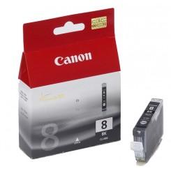 Cartouche d'encre NOIR Canon CLI8-N