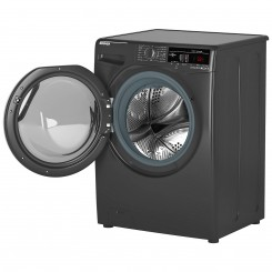 Machine à laver Frontale HOOVER 9Kg Inox (DXOA49C3R-80)