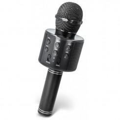 Microphone avec haut-parleur Bluetooth Forever BMS-300 - Noir