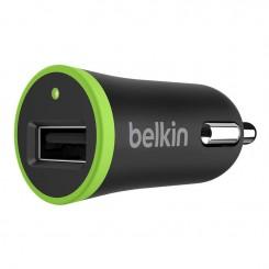 Chargeur Téléphone Portable Belkin Car Charger (F8J014BTBLK)