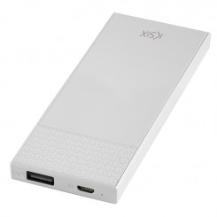 Power Bank KSIX 3000 mah Blanc (BXBA3000U02)