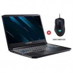 2PC Portable Gaming Acer Predator Helios 300- i5 9é gén - 8Go - 256Go SSD - Nvidia GTX 4Go - Windows 10