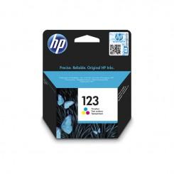 Cartouche d'encre HP 123 Couleur (HPF6V16AE)