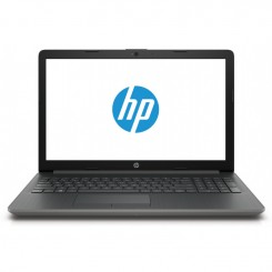 PC Portable HP 15-da0102nk - Celeron N4000 - 4Go - HDD 1To - Gris